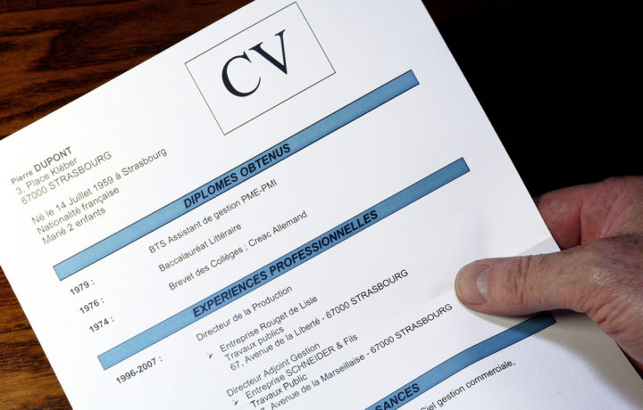 How to Write a Proper CV