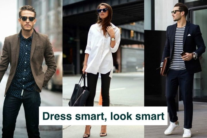 Smart Casual and Business Casual
