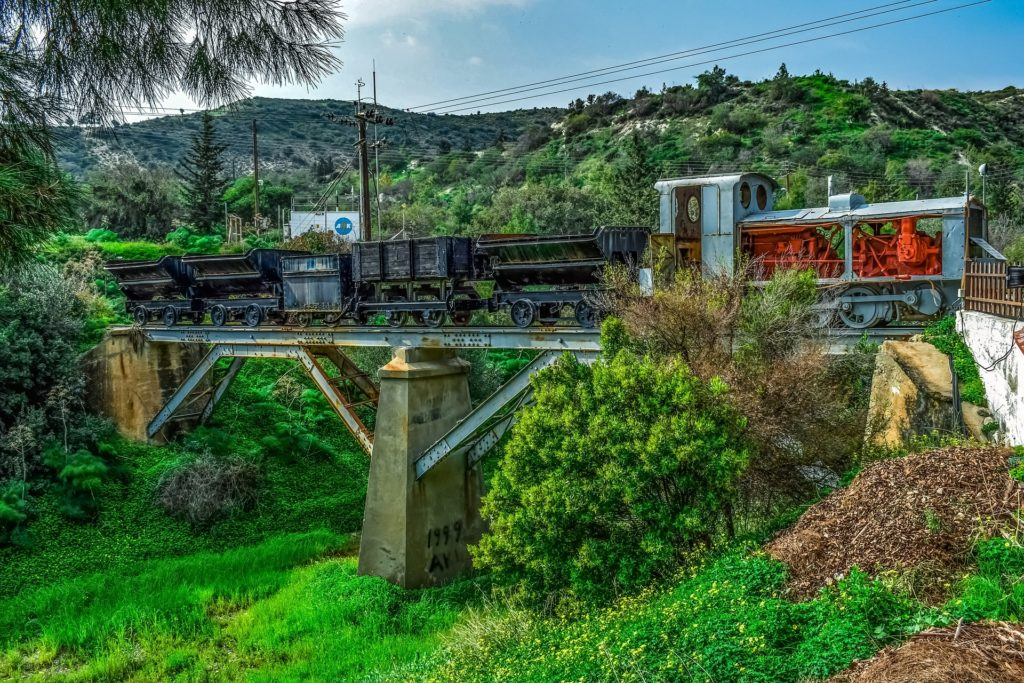 транспорт на Кипре